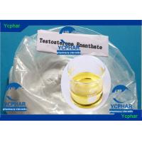 Buy cheap Enanthate Testosterone Anabolic Steroid CAS 315-37-7 Test Enan Bulking Cycle product