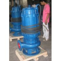 Buy cheap QW Single Stage Vertical Stainless Steel Submersible Pump Price from wholesalers