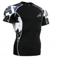 Buy cheap Quick Dry Coomax Fabric Polyester Sports Shirts, Sports T Shirts For Mens from wholesalers