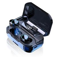 Buy cheap Stereo Wireless Bluetooth Headset Digital Bluetooth Headset Small Bluetooth Headphones from wholesalers