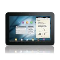 Buy cheap 1G DDR3 and 16G Nand flash 10 Inch Capacitive Tablet PC 1280 * 800 Pixels product