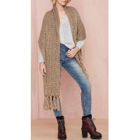 Buy cheap High quality factory sale fashion women knit scarf from wholesalers