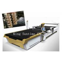 Large Cutting Area Quilt Fabric Cutting Machines For Home 60m / Min