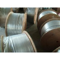 Buy cheap 3/8'' 1/4'' 1/2'' Stainless Steel Capillary Coiled Steel Tubing For Oilfield Downhole from wholesalers