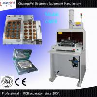 Buy cheap pcb punching machine for automotive electronics industry with programming control from wholesalers