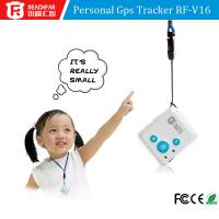 Buy cheap RF-V16 gps chip price for kids real time tracking android ios app from wholesalers