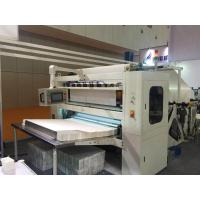 Buy cheap High Efficiency Facial Tissue Paper Machine, Automatic Towel Folding Machine from wholesalers