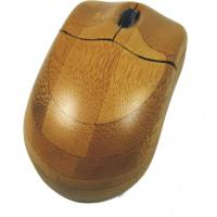Buy cheap wood optical wireless computer mouse from wholesalers