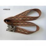 Buy cheap Woven canvas belt, cotton belt, jacquard webbing, waistband from wholesalers