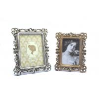 Buy cheap Ployresin Vintage 5x7 Picture Frames / Beautiful Vintage Multi Photo Frames from wholesalers