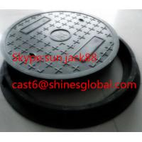 China Ductile Iron Manhole Covers/Gully Gratings/Trench Covers/Grates on sale