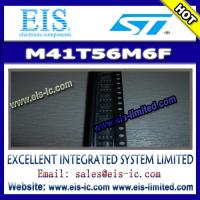 Buy cheap M41T56M6F - STMicroelectronics - Serial real-time clock with 56 bytes NVRAM product