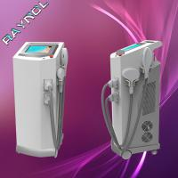 Buy cheap Multifunction IPL Diode Laser Beauty Machine , Permanent Laser Hair Removal Machine from wholesalers