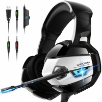 Buy cheap 117dB Onikuma Deep Bass Gaming Headset from wholesalers