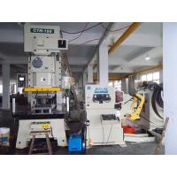 Buy cheap Gear Feeder Equipment Steel Plate Straightening Machine Metal Deep Drawing Punch Automation from wholesalers