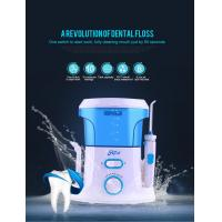 Buy cheap Effective oral hygiene way high pressure dental water flosser pick for teeth cleaning from wholesalers