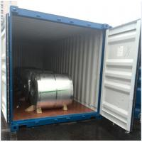 Buy cheap Q195 Q195L SPCC Zinc Coated Steel Coil Metal Coils With Regular Spangle from wholesalers