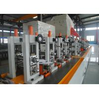 Buy cheap High precision used erw pipe mill/tube mill/pipe making machine with good working condition from wholesalers