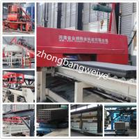 China hot selling new hollow concrete lightweight wall panel making machine for building from china on sale
