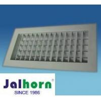Buy cheap GV-A Aluminum Alloy Double Deflection Supply Grille from wholesalers
