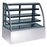 Buy cheap 1200mm Three Layers Cake Display Chiller , 400L Cake Display Showcase from wholesalers