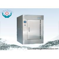Buy cheap Recessed Wall Double Door Autoclave With Sanitary 0.22 μm Air Admission Filter from wholesalers