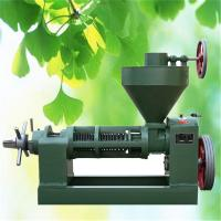 Buy cheap 2014 Hot sale semi-automatic screw oil press/oil mill (S-1685) from wholesalers