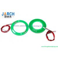 Buy cheap 20mm Disk Pancake slip ring , supper thin flat slip ring from JARCH thickness:5mm from wholesalers