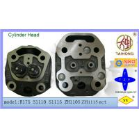 Buy cheap single cylinder diesel engine spare part r175 cylinder head from wholesalers