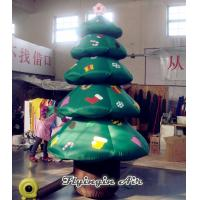 Buy cheap Outdoor Yard Inflatables Christmas Decoration, Christmas Tree for Sale from wholesalers