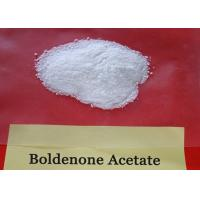 Buy cheap Muscle Gain Hormone Boldenone Steroid Acetate White Crystalline Powders 2363 59 9 from wholesalers