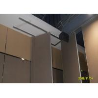 Buy cheap Veneer Hotel Exhibition Partition Walls Room Dividers For Churches product