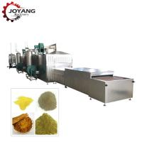 Buy cheap Good Reputation Industrial Microwave Drying Machine For Chili Dryer Pepper Drying product
