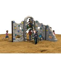 Buy cheap Home Climbing Wall For Kids , Kids Indoor Rock Climbing Wall from wholesalers