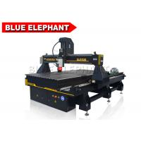 Buy cheap 1328 Wooden Legs 4 Axis CNC Router Machine Strong / Stable With 220v Power from wholesalers