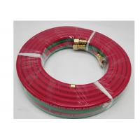 Buy cheap ISO3821 Certified 1 / 4'' x 50 FT Oxy-acetylene Hose For Argon Arc Welding from wholesalers