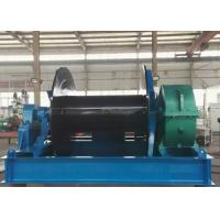 Buy cheap remote control cable pulling electric  motor power winch machine from wholesalers