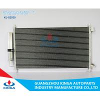 Buy cheap KJ-82039 Nissan Condenser / Aluminum AC Condenser Of  NISSAN NV200(10-) OEM 92100-JX00A product