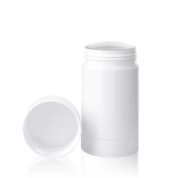 Quality 75g Reusable PP Deodorant Container Twist Up Eco Friendly for sale
