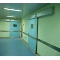 Buy cheap Hospital surgery room single or double manual airtight Door for clean room from wholesalers