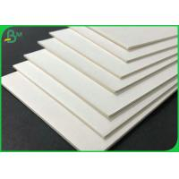 Buy cheap 0.4mm 0.7mm Virgin Pulp Uncoated Cardboard Plain Absorbent Paper Sheet For Beermat from wholesalers