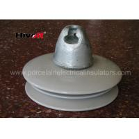 Buy cheap Professional Grey Porcelain Suspension Insulator For 400kV Power Lines from wholesalers
