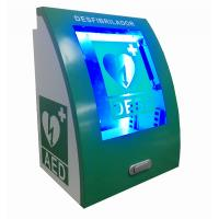 Buy cheap CE Certificate Customization AED Wall Cabinet With LED Strip Ilumination from wholesalers