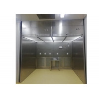 Buy cheap Electrical Stainless Steel Sampling / Weighing Booth For GMP Factory product