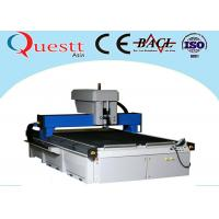 Buy cheap Easy Maintenance CNC Metal Laser Cutting Machine 1000W With Humanization Design System from wholesalers