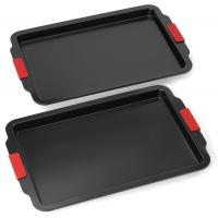 Buy cheap Oven Lovin' Nonstick Bakeware 2-Piece Baking and Cookie Pan Set from wholesalers