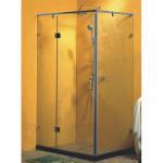 Buy cheap toughen glass framed shower enclosure , corner shower cubicles 90 x 90 X 200 / cm from wholesalers