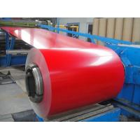 Buy cheap A3004 H24 Color Painted Aluminium Coil 2mm Thickness Impact Resistance from wholesalers