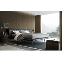 Buy cheap Poliform Onda Modern Upholstered Bed Metal Sofa Hotel Type Stainless Steel from wholesalers