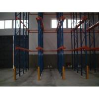 Buy cheap Heavy duty scale and drive in rack type warehouse storage rack from wholesalers